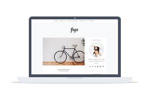 Yoga - Lifestyle Wordpress Theme