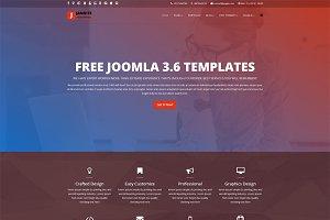 Jangite - Free Joomla 3.6 Template