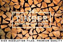 30 Timber Background Textures