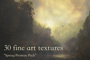30 fine art textures