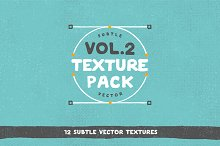 Vol. 2 Texture Pack - 12 Vectors