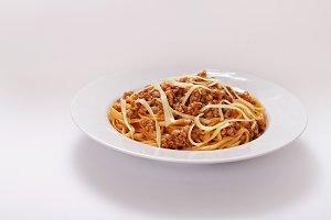 Spaguetti Bolognese