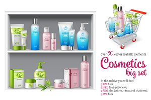 Beauty Products Set