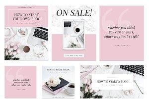 Ladypreneur II Social Media Kit