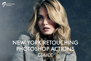 New York Retoucher Photoshop Actions