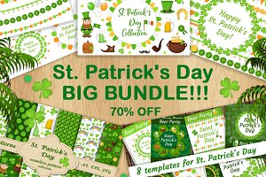 St. Patrick's Day BIG BUNDLE !!!!