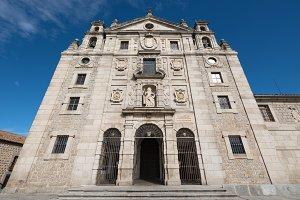 Famous convent Santa teresa