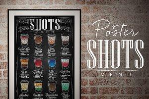 Poster Shots Menu