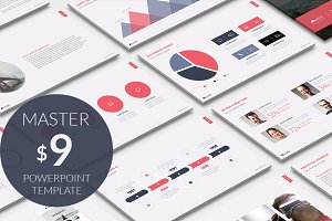 Master Powerpoint Template