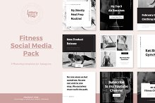 Fitness Instagram Template