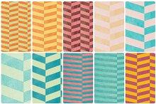 Herringbone Patterns