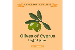 Olives of Cyprus logo