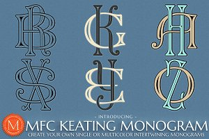 MFC Keating Monogram