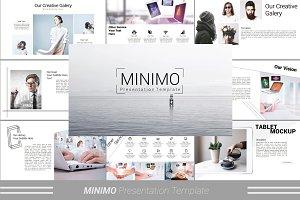 MINIMO Keynote Template