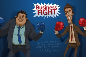 Bussiness fight