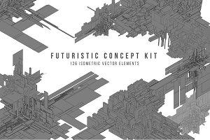 Futuristic Concept Kit