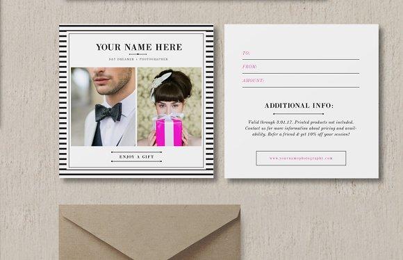 Wedding Photo Gift Card