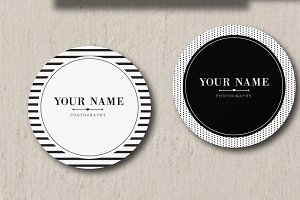 Sticker Templates for Photographers