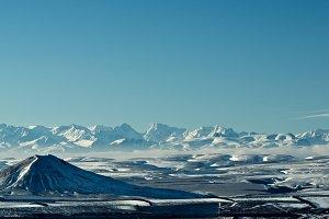 Mountain Peaks of Caucasus