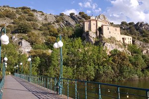 San Saturio Hermitage