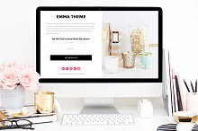 Emma - Landing Page Theme by  in Landing Page