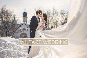 10 Vintage Wedding Lightroom Presets