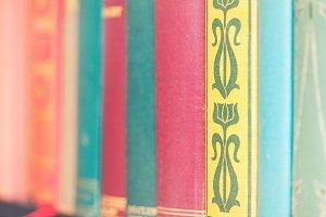 Books 3 / Stock Photo