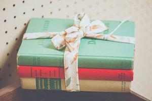 Books 4 / Stock Photo