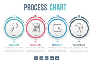 Process Infographics
