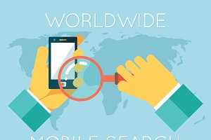 Worldwide Mobile Search