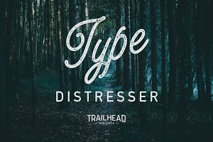 Type Distresser for Illustrator