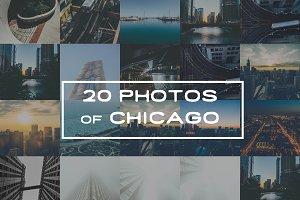 Chicago Urban Photo Pack
