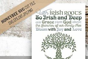 With Irish Roots