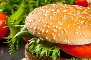 Freshly burgers
