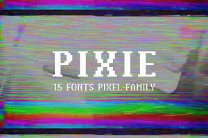 Pixie Family Bundle