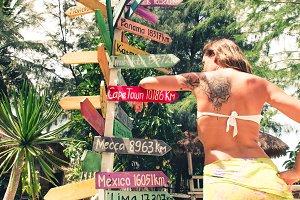 Tattooed Girl Travels