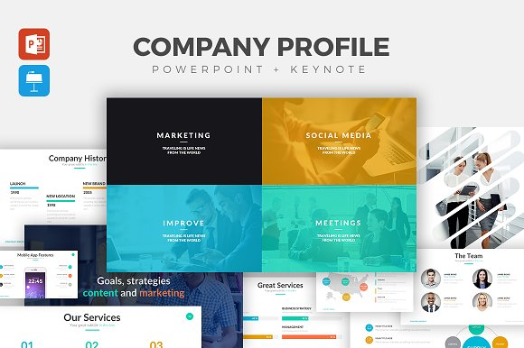 Rocketo powerpoint keynote bundle presentation templates rocketo powerpoint keynote bundle presentation templates creative market toneelgroepblik Gallery