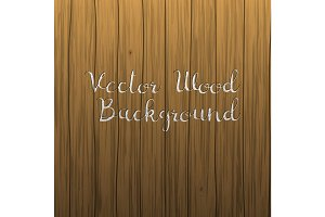 Vector wood texture. background old panels. retro vintage wooden ,  . Vertical stripes.