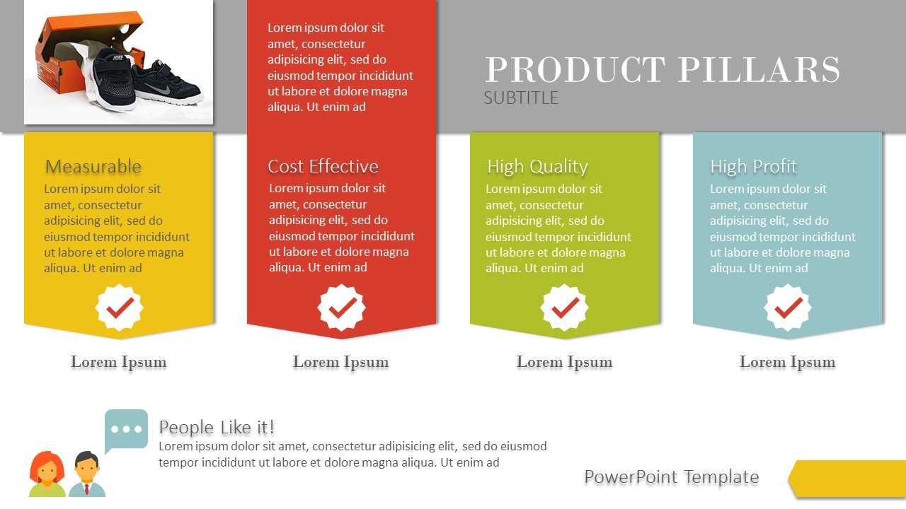3 product pillars powerpoint presentation templates creative 3 product pillars powerpoint presentation templates creative market toneelgroepblik Image collections