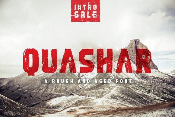 Quashar Intro 55% Off