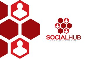 Social Hub Logo