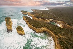 Great Ocean Road Coastline Australia