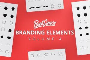 100 Branding Elements vol 04