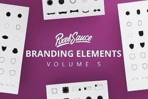 100 Branding Elements vol 05