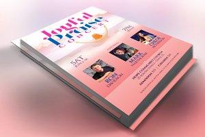 Praise Concert Flyer Template