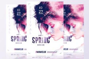 Spring Festival | Flyer Template