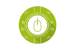 Network access icon. Vector