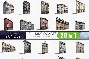 Building Facades BUNDLE