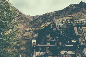 Old Gold Mining Town #02