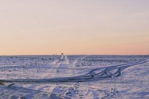 A Field in Winter #01